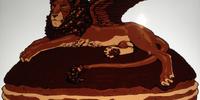 Gryffindor Cake