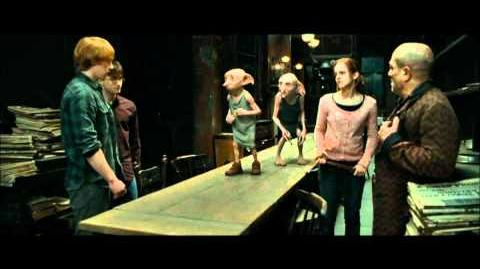 Harry Potter and the Deathly Hallows part 1 - Harry, Hermione and Ron at Grimmauld Place (part 2)