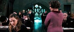 Umbridge teaching