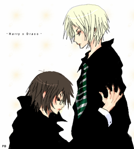 File:Harry x Draco by ProdigyBombay.png