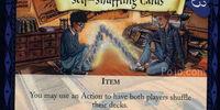 Self-Shuffling Cards (Trading Card)