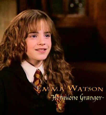 File:Emma Watson (Hermione Granger) CoS screenshot.JPG