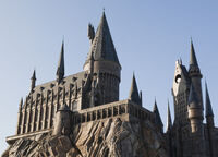 1st Official Photo from Wizarding World of Harry Potter Theme Park