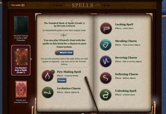 Citaten Uit Harry Potter : Het standaard spreukenboek niveau harry potter wiki