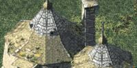 Hagrid's Hut's shed