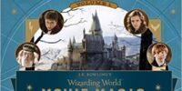 J. K. Rowling's Wizarding World: Movie Magic Volume One: Extraordinary People and Fascinating Places