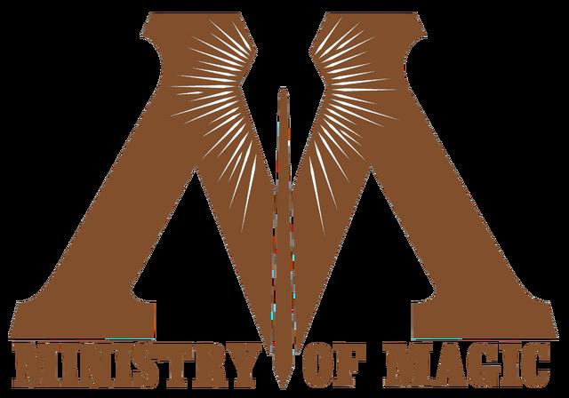 ファイル:Ministry of magic logo.png
