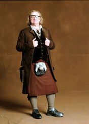 Brendan Gleeson as Mad-Eye Moody (GoF-promo-01)