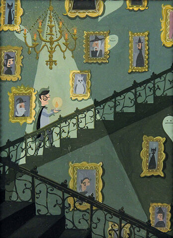File:Size500 hp josie staircase detail1 5001 40 Beautiful Harry Potter Art and Illustration Tributes.jpeg