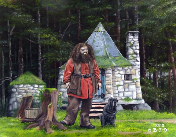 File:Hagrid & Fang.jpeg