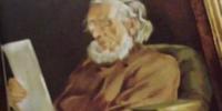 Unidentified Sleeping Headmaster with Paper