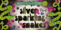 Silver Sparkling Snakes