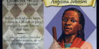 Angelina Johnson (Trading Card)