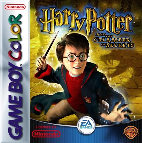Harry Potter And The Chamber Of Secrets GBC