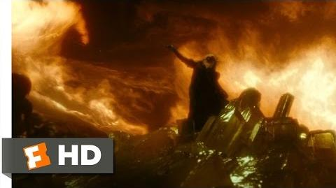 Harry Potter and the Half-Blood Prince (3 5) Movie CLIP - The Dark Lake (2009) HD