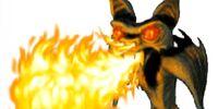 Fumos Bat Flamer