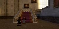 Lower Hogwarts Castle