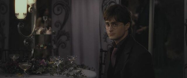 File:Harry in Bill and Fleur's wedding.JPG