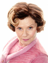Dolores Umbridge Deathly Hallows promotional image