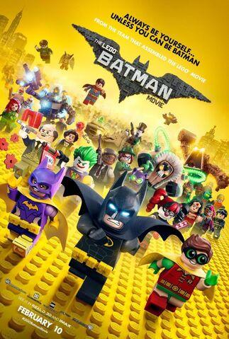 File:The LEGO Batman Movie - poster.jpg