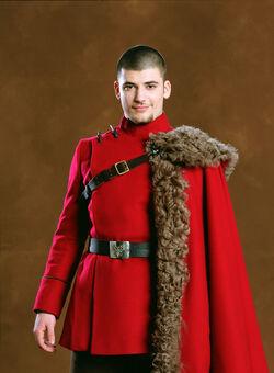 Stanislav Ianevski as Viktor Krum (GoF-promo-04).jpg