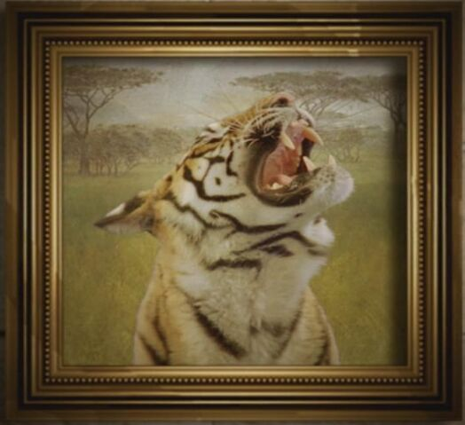 File:Painting of a tiger.jpg