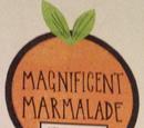 Magnificent Marmalade