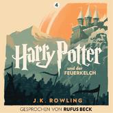 German 2016 Pottermore Exclusive Audio Book 04 GOF