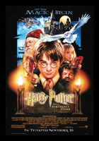 Harry potter and the sorcerer's stone poster