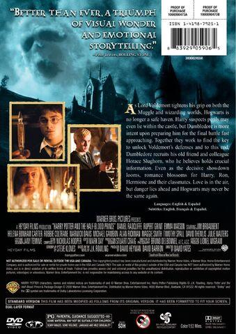 File:Half-Blood Prince DVD Back-Cover.JPG