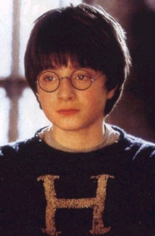 File:Harry In his New Jumper from Mrs Weasley.jpg