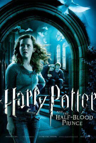 File:Hermione Granger - HBP poster.jpg