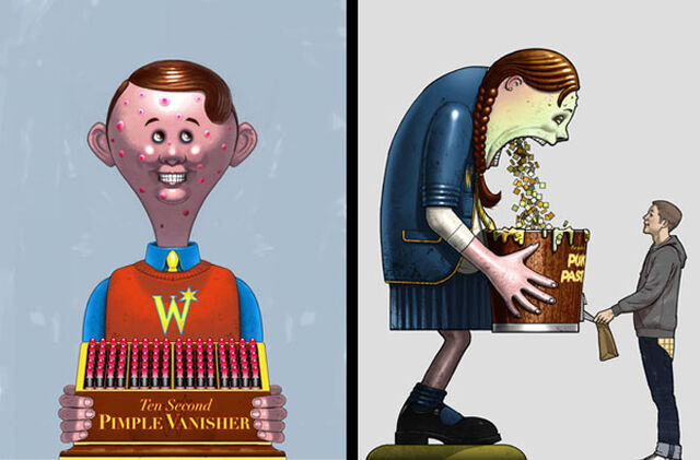 File:Pimple Vanisher and Puking Pastille stand for the Weasleys' Wizard Wheezes Joke Shop (Concept Artwork).jpg