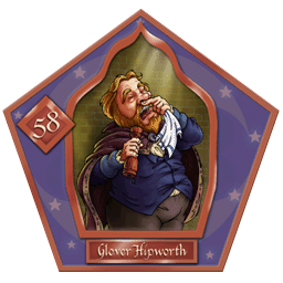 Glover Hipworth-58-chocFrogCard