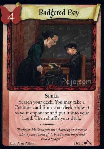File:Badgered Boy (Harry Potter Trading Card).jpg