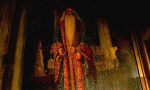 Dumbledore's portrait 01