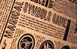 Magical Symbols Game