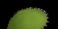 Fanged Frisbee