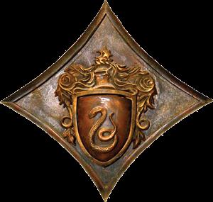 File:Slytherin™ Crest (Bronze).png