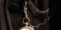 Cornelius Fudge's pocket watch