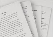 POA photocopied typescript