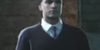 Unidentified Ravenclaw boy (II)