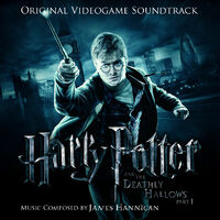 Harry Potter and the Deathly Hallows Part 1 Game Soundtrack