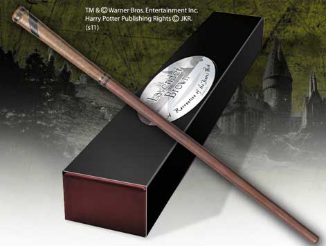 File:Lavender Brown's noble collection Wand.jpg