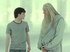 Harry Dumbledore limbo