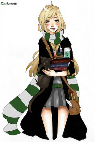 File:Slytherin girl by lukahaiinekochan-d60vs7g.jpg