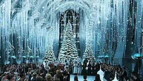 Yule Ball Main Hall