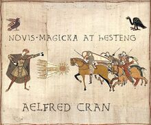 Alfred crane tapestry