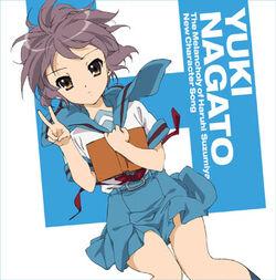 New Vol. 2 Yuki Nagato cd