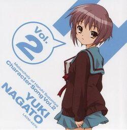 Vol. 2 Yuki Nagato cd